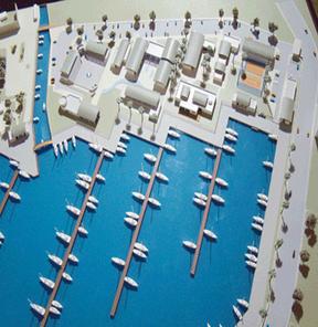 12 milyon dolarlık yat limanı