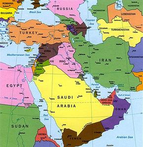 The Guardian: Türkiye, Ortadoğu'da güçleniyor