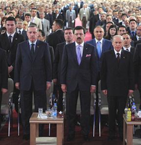 'Türk diasporası işbaşına!'
