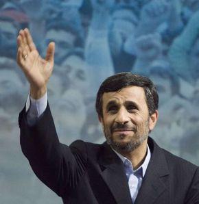 Ahmedinejad'dan başsağlığı