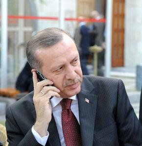 Erdoğan'dan İngiltere Başbakanı'na