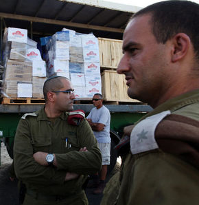 Gazze yardımları yerine ulaştı
