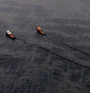 Meksika körfezindeki çevre felaketi
