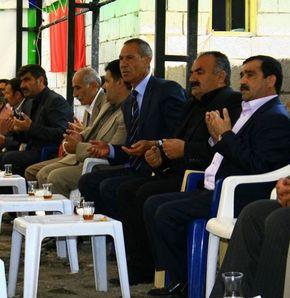 BDP'den şehit erin ailesine taziye ziyareti