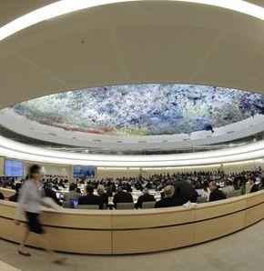 BM İnsan Hakları Konseyi toplandı