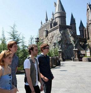 Harry Potter'ın tema parkı açılıyor