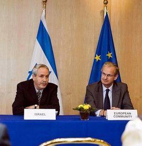 Avrupa Parlamentosu'ndan İsrail Büyükelçisine sert tepki