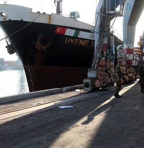 Gazze'ye ikinci filo!
