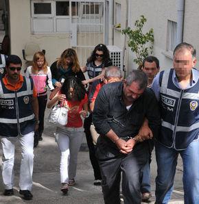 Ardahan'da fuhuş operasyonu: 103 gözaltı