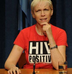 Annie Lennox, BM iyi niyet elçisi oldu