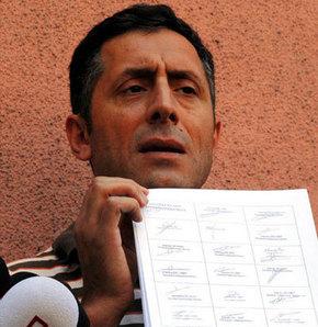 Avukat Vural Ergül'e soruşturma