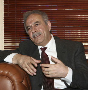 Murat Başesgioğlu istifa etti