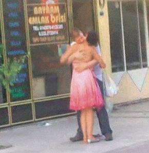 Sokak ortasında seks!