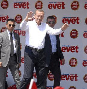 Başbakan Erdoğan Afyon'da