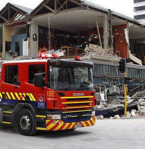 Yeni Zelanda`da 7.5 Şiddetinde Deprem!