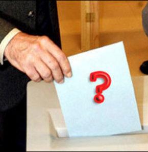 Oy kullanmayana ceza kesilecek!