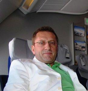 HABERTÜRK yazarı Güntay Şimşek Tahran'da gözaltına alındı!