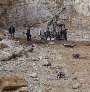 Bitlis'te dinamit patladı!