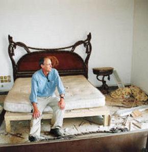 Saddam'ın çalıntı tabloları Gebze'de yakalandı