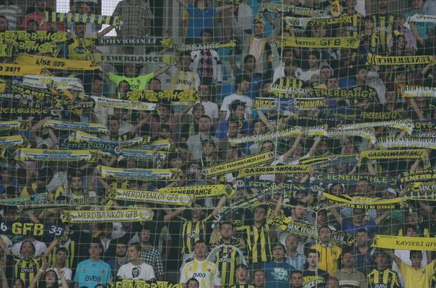 Fenerbahçe'ye ceza!