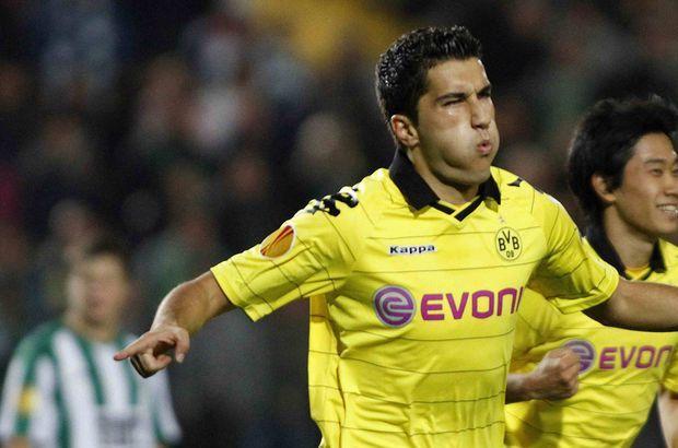 Nuri attı Dortmund galip!