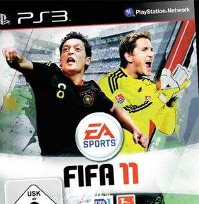 Mesut Özil FIFA 2011'e kapak oldu