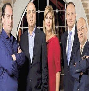 Türk Ejderhalar girişimci avında
