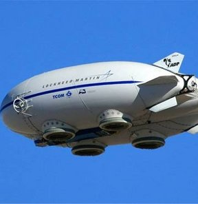 Lockheed Martin'den hava aracı