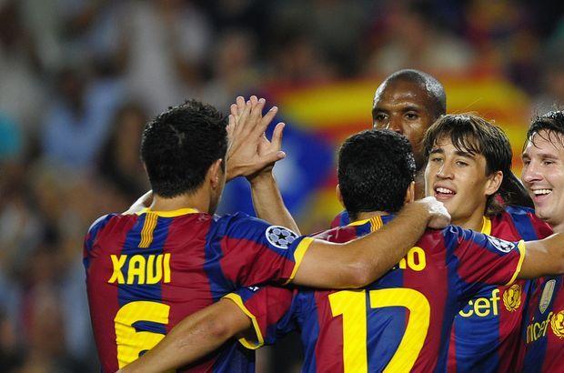 Barça'da hedef galibiyet!
