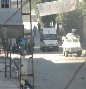 Hakkari'de polise bombalı tuzak