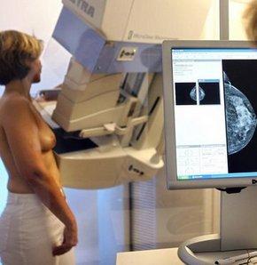 Rutin mamografi o kadar etkili değil