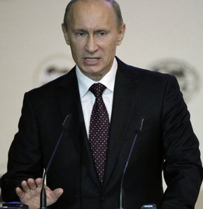 Putin savaş iddialarını yalanladı