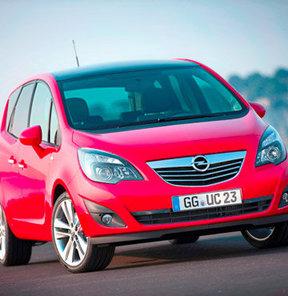 Yeni Opel Meriva ekimde giriş yapıyor