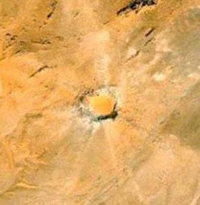 Google Earth sayesinde keşfedildi