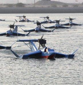 İran, radara yakalanmayan uçan bot filosu kurdu