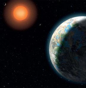 Dünyaya benzer bir gezegen bulundu