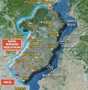 İstanbul a 2. boğaz!