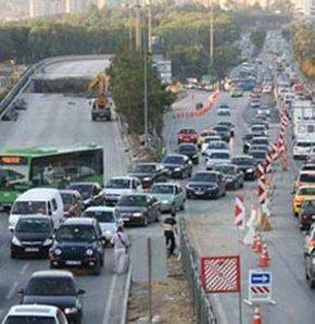 İstanbul trafiğinde yeni uygulama!