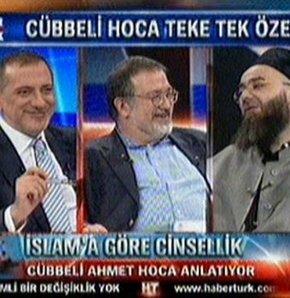 Cübbeli Ahmet Hoca Teke Tek Özel'de