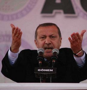 Erdoğan sert konuştu!