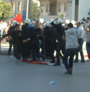 Dicle Üniversitesi'nde polis müdahalesi