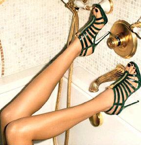 Topuklu ayakkabı: Bir kadının şifresi