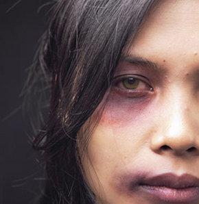 Kadına şiddete son!