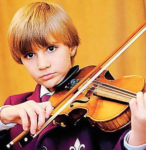 7 yaşındaki Chopin