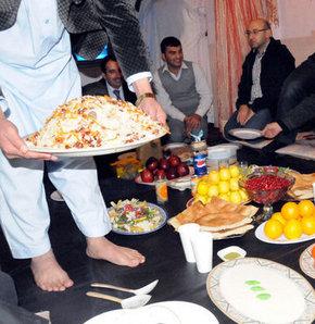 Bir lezzet dünyası ''Afganistan mutfağı''