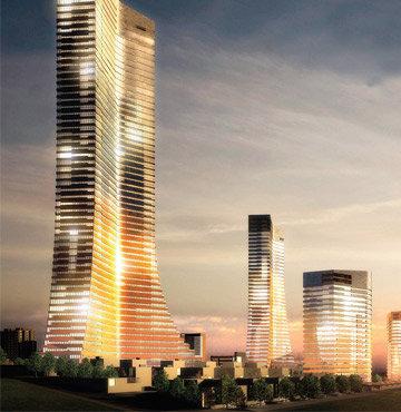 Dünyanın en iyi mimari projesi Türkiye'de