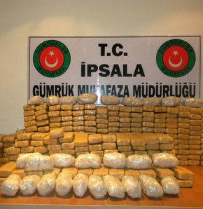 İpsala'da uyuşturucu operasyonu!