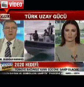 İşte Türk Uzay Kuvvetleri!