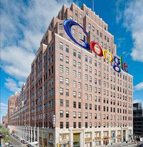 Nike ve Armani Artık Google'ın Kiracısı