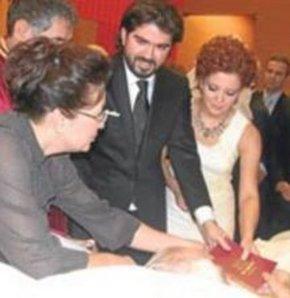 Nagehan Alçı ve Rasim Ozan Kütahyalı hastanede evlendi!